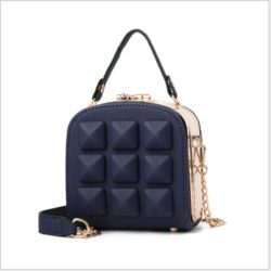 B98876 IDR.180.000 MATERIAL PU SIZE L15.5XH16XW8.5CM WEIGHT 800GR COLOR BLUE