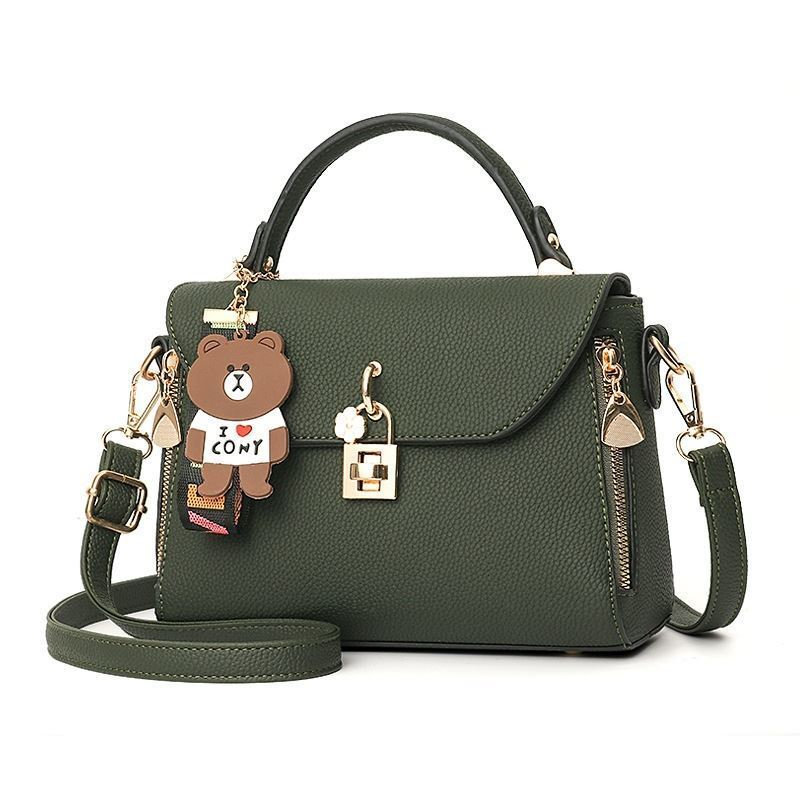 B99021 JKT IDR.172.000 MATERIAL PU SIZE L22XH16XW10CM WEIGHT 650GR COLOR GREEN