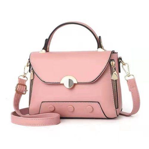 B990215-pink Tas Selempang Fashion Cantik Terbaru