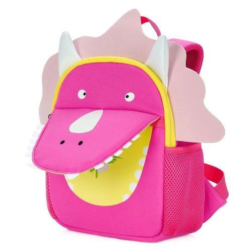 BTH001-dragon Tas Ransel Anak Motif Animal Import