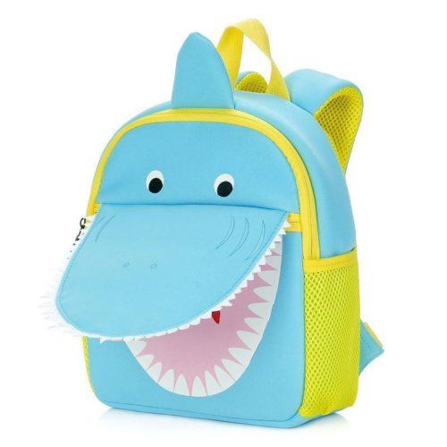 BTH001-shark Tas Ransel Anak Motif Animal Import