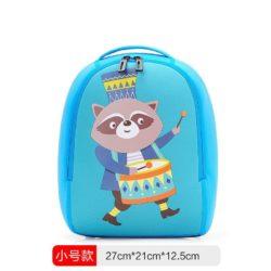 BTH002-panda Tas Ransel Anak Lucu Motif Animal Terbaru