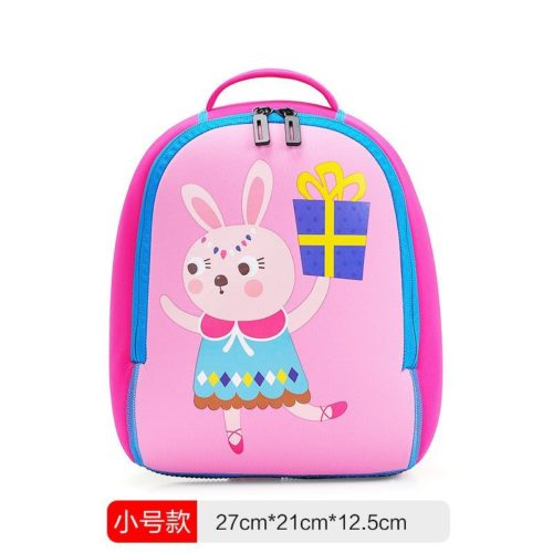 BTH002-rabbit Tas Ransel Anak Lucu Motif Animal Terbaru
