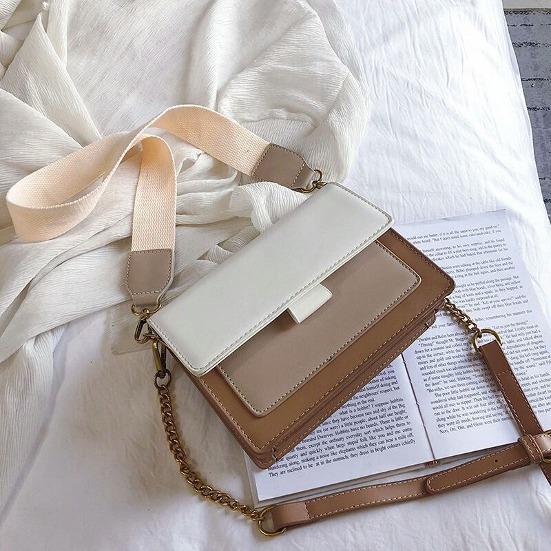 BTH02139 IDR.65.000 MATERIAL PU SIZE L19.5XH15XW6CM WEIGHT 480GR COLOR KHAKI
