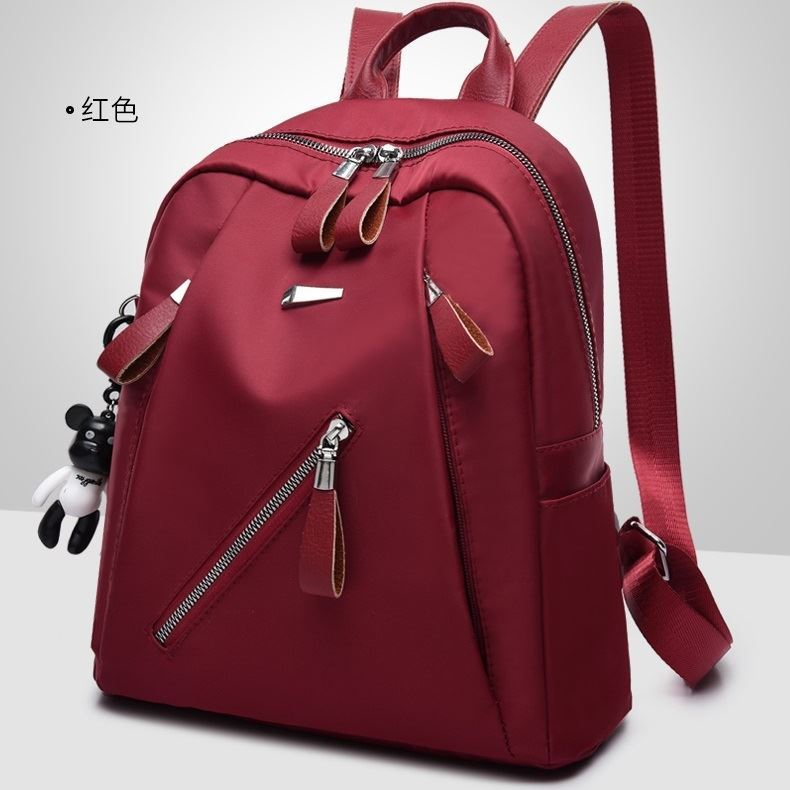BTH1073 IDR.80.000 MATERIAL NYLON SIZE L27XH32XW13CM WEIGHT 550GR COLOR RED