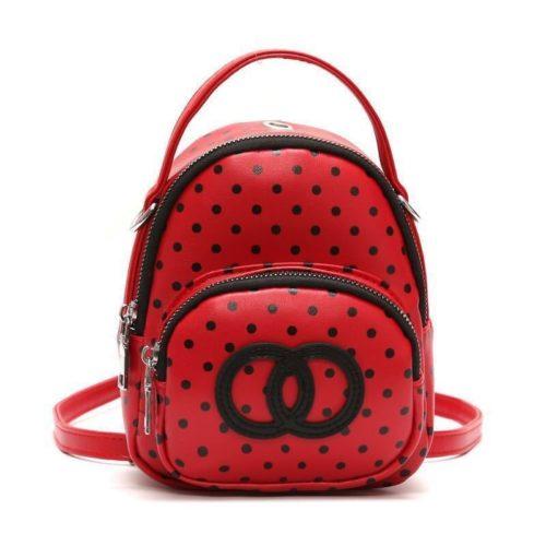 BTH123454-red Tas Sling Bag Mini Imut Wanita Cantik