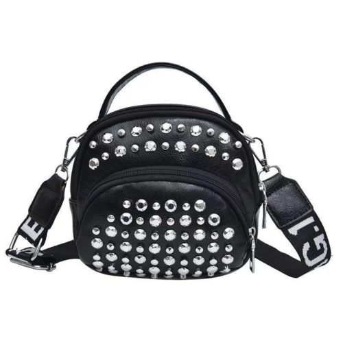 BTH15542-black Tas Selempang Wanita Fashion Import