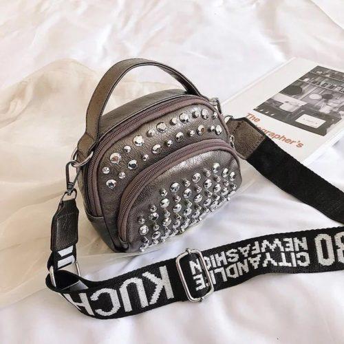 BTH15542-bronze Tas Selempang Wanita Fashion Import