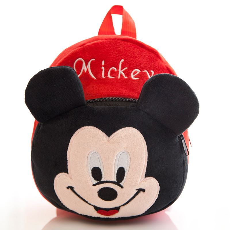 BTH4562 JKT IDR.15.000 MATERIAL PLUSH SIZE L22XH21XW11CM WEIGHT 200GR COLOR MICKEY