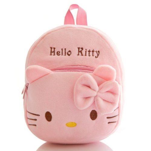 BTH4562-pinkkitty Tas Punggung Anak Lucu Karakter Kartun Terbaru