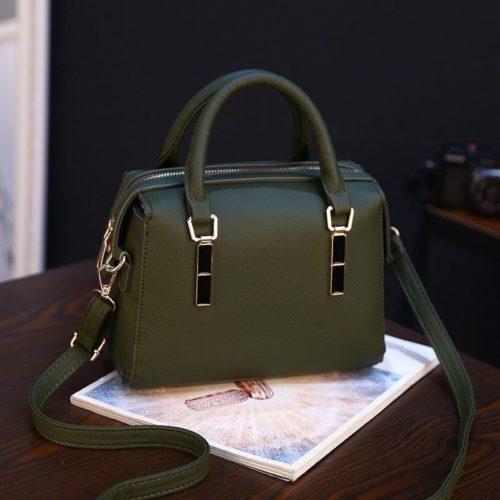 BTH8993-green Tas Selempang Wanita Cantik Import