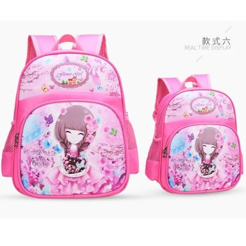 BTH944 IDR.60.000 MATERIAL NYLON SIZE L24XH31XW11CM WEIGHT 450GR COLOR FLOWERGIRL