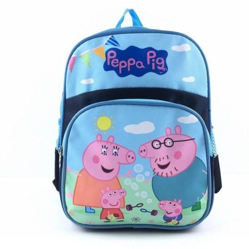 BTH944-peppapig Tas Sekolah Anak Karakter Lucu Terbaru