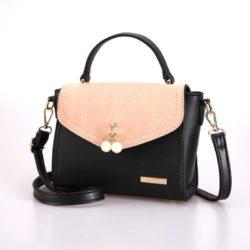 BTH96198-pink Tas Selempang Colourful Fashion Import
