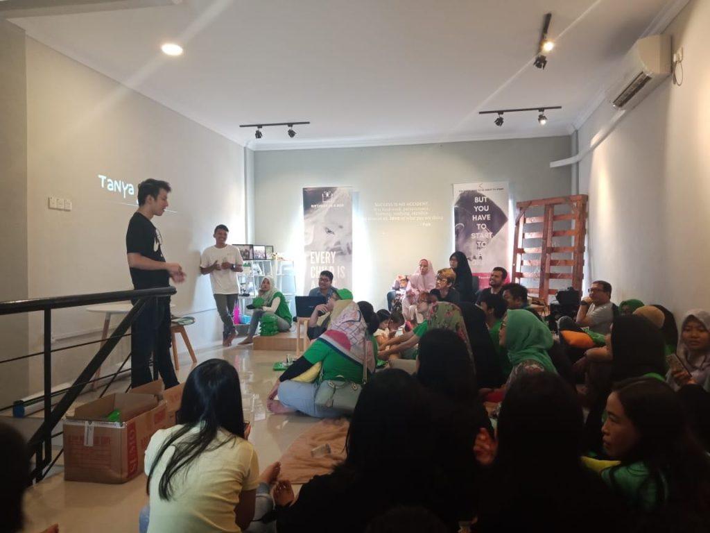GrosirImpor.com diundang menjadi pembicara di salah satu Event Tokopedia di Batam