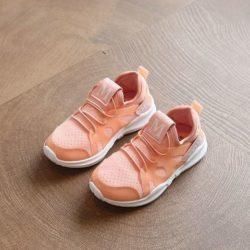JSH9966-pink Sepatu Sneakers Wanita Keren Import Terbaru