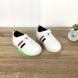 JSK007-black Sepatu Anak Import Cantik Terbaru