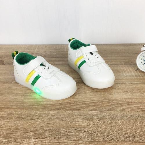JSK007-green Sepatu Anak Import Cantik Terbaru