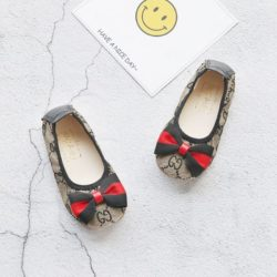 JSK199-black Sepatu Canvas Anak Imut Cantik Import