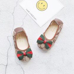 JSK199-green Sepatu Canvas Anak Imut Cantik Import