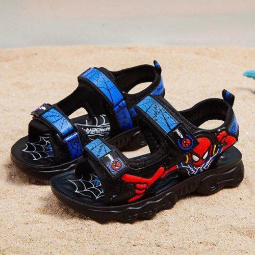 JSK512-blue Sandal Gunung Anak Keren Import Terbaru