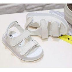 JSK701-white Sandal Gunung Fashion Anak Import Terbaru