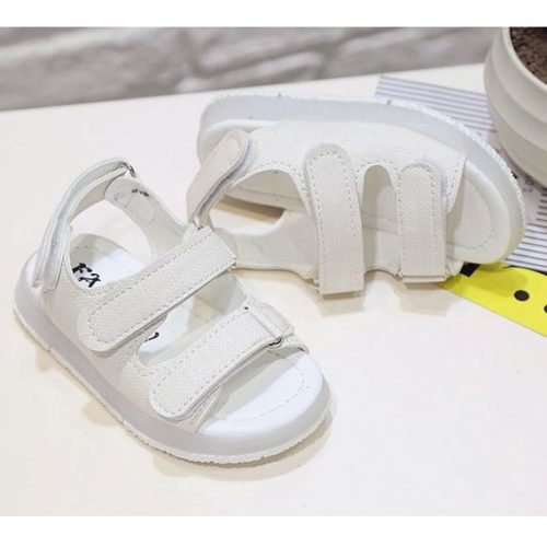 JSK701-white Sandal Gunung Fashion Anak Import Terbaru