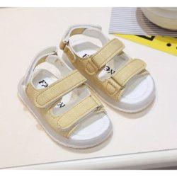 JSK701-yellow Sandal Gunung Fashion Anak Import Terbaru