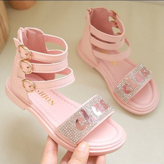 JSKD1 IDR. 95.000 MATERIAL PU COLOR PINK WEIGHT 500GR SIZE 26,27,28