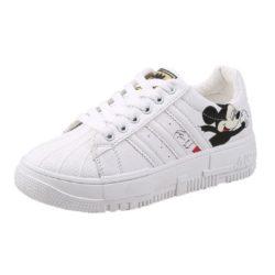JSS1811-white Sepatu Fashion Wanita Cantik Import Terbaru