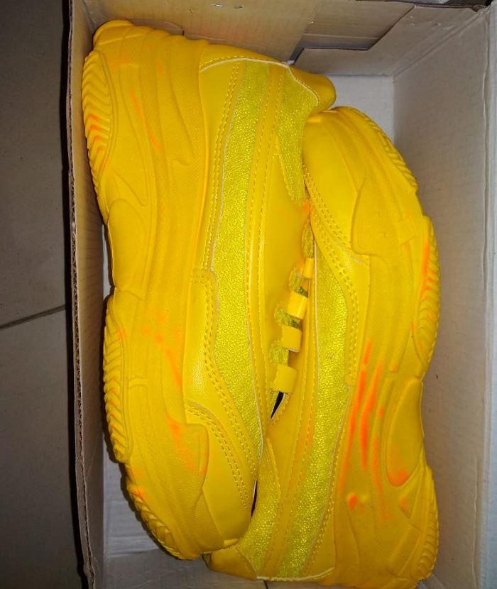 JSS1919 Yellow Noda