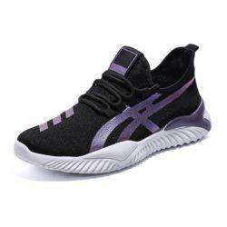 JSS2031-black Sepatu Sneakers Import Pria Modis Terbaru