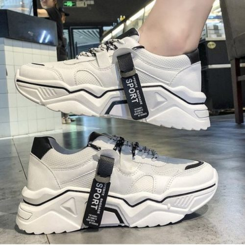 JSS5575-black Sepatu Fashion Sport Wanita Cantik Import