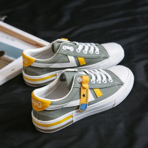 JSS7104-gray Sepatu Sneakers Wanita Keren Import Terbaru