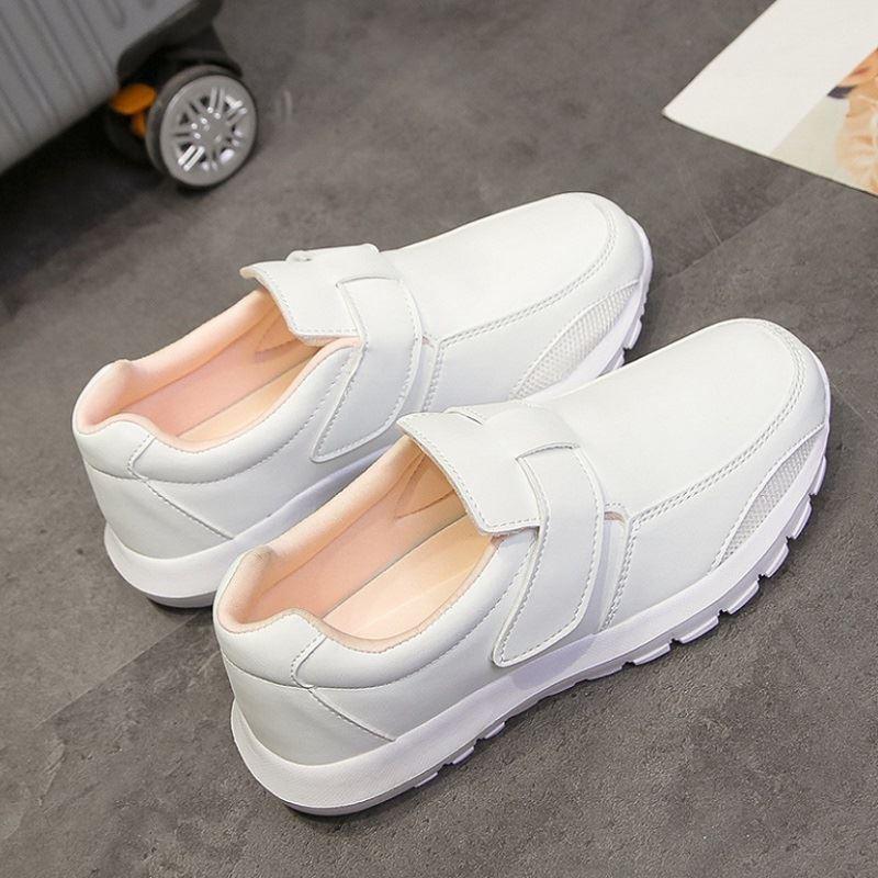 JSS7131-pink Sepatu Sneakers Wanita Cantik Import Terbaru