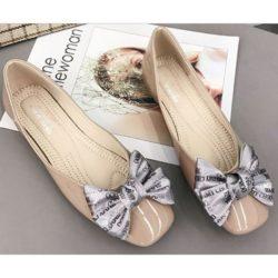JSS8908-apricot Sepatu Heels Fashion Modis Wanita Cantik