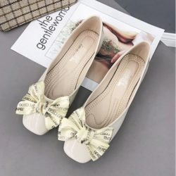 JSS8908-beige Sepatu Heels Fashion Modis Wanita Cantik