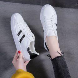 JSSA55-black Sepatu Sport Fashion Wanita Cantik Import