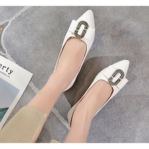 JSSB189-white Sandal Import Cantik Wanita Elegan