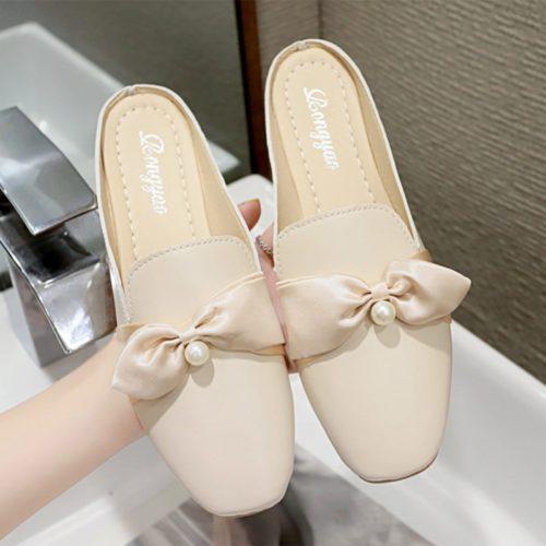 JSST70-beige Sandal Cantik Wanita Elegan Import Terbaru