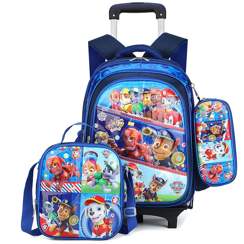 JT0005 (3IN1) IDR.335.000 MATERIAL NYLON SIZE L31XH42XW12CM WEIGHT 2000GR COLOR PAWPATROL