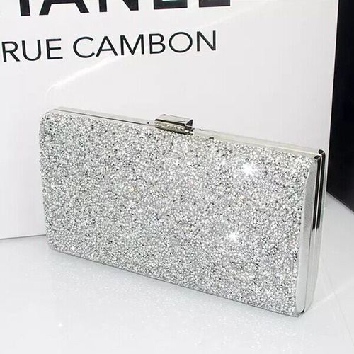 JT0007 IDR.145.000 MATERIAL PU SIZE L22XH12XW5CM WEIGHT 400GR COLOR SILVER