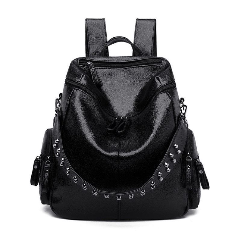 JT0008 IDR.178.000 MATERIAL PU SIZE L31XH33XW12CM WEIGHT 650GR COLOR BLACK