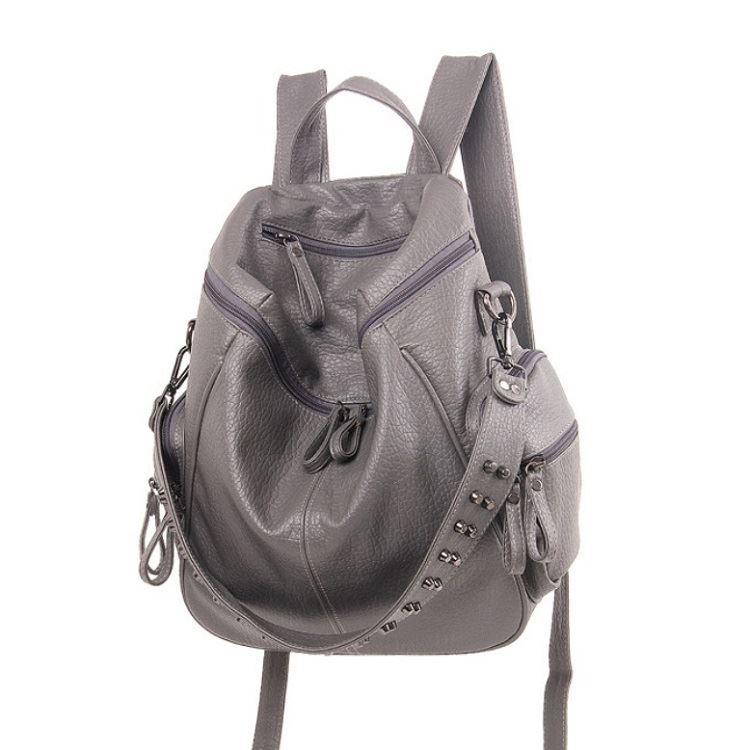 JT0008 IDR.178.000 MATERIAL PU SIZE L31XH33XW12CM WEIGHT 650GR COLOR GRAY