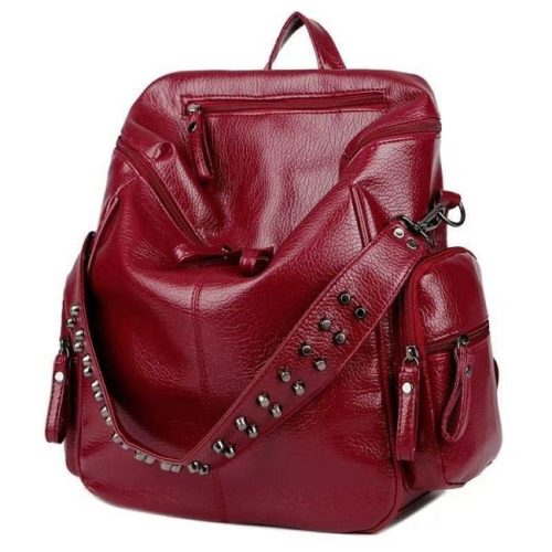 JT0008 IDR.178.000 MATERIAL PU SIZE L31XH33XW12CM WEIGHT 650GR COLOR RED