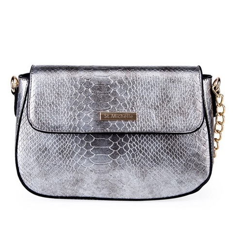 JT003 IDR.140.000 MATERIAL PU SIZE L25XH15XW10CM WEIGHT 500GR COLOR SILVER