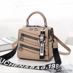 JT003 IDR.172.000 MATERIAL PU SIZE L21XH20XW13CM WEIGHT 750GR COLOR KHAKI
