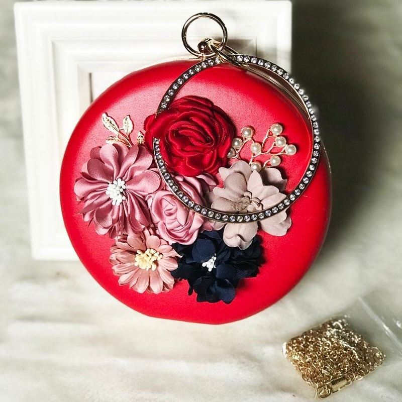 JT0064 IDR.170.000 MATERIAL PU SIZE L16XH16CM WEIGHT 500GR COLOR RED