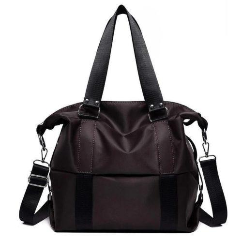 JT0089-coffee Tas Shoulder Bag Mommy Serbaguna Import Terbaru