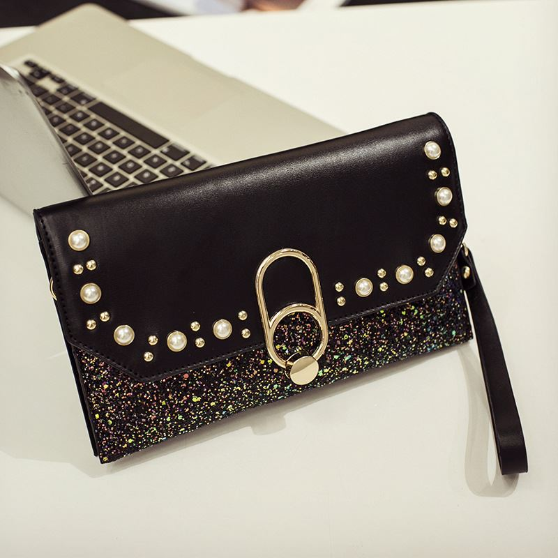 JT00963 IDR.169.000 MATERIAL PU SIZE L26XH15.5XW3CM WEIGHT 550GR COLOR BLACK